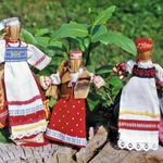 trjapichnaja kukla 007 - Народный праздник города орла